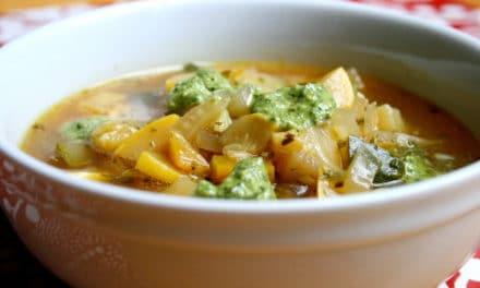 Vegetable Soup 101