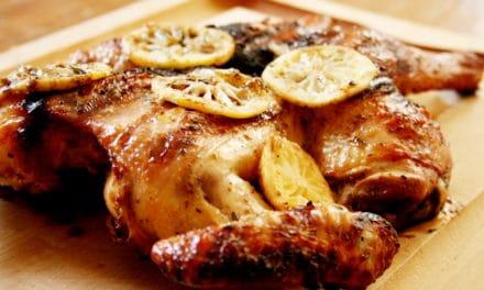 Grilled Chicken-Under-A-Rock