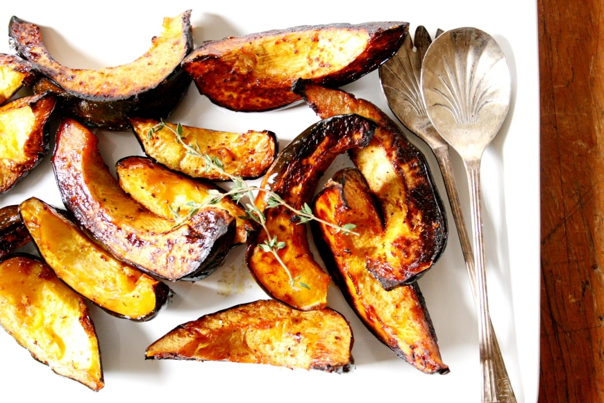 Maple Chile Acorn Squash