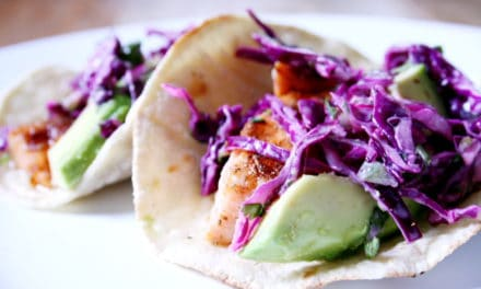 From Scratch Fast Families: Fish Tacos with Crunchy Slaw