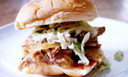 From Scratch Fast Families: Slow Cooker Pulled Pork