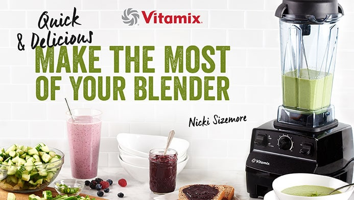 Make the Most of Your Blender Class Now Online!