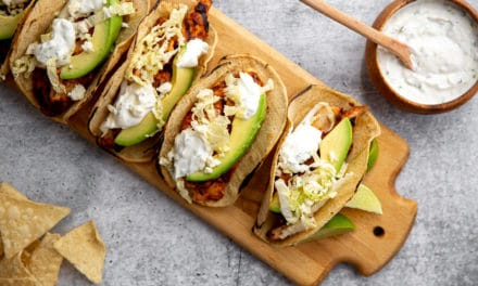 (The Best!) Easy Chipotle Chicken Tacos Recipe