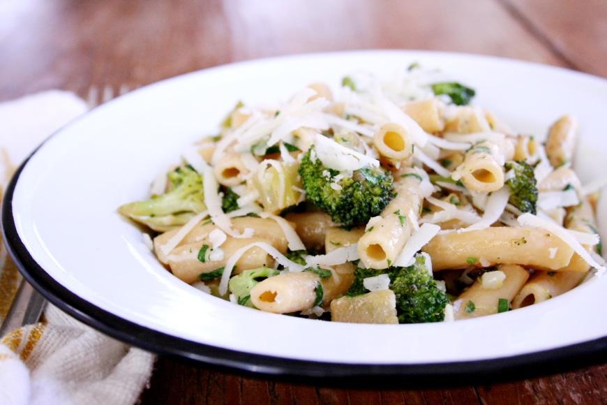 (My Kid Loves) Broccoli Pasta