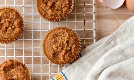 Pumpkin Almond Muffins (Gluten-Free)