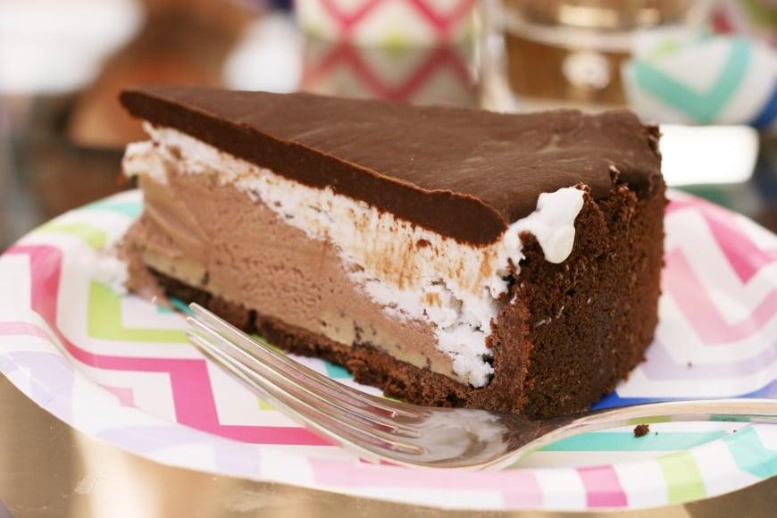 Cookie Cream Cake Recipe Scratch