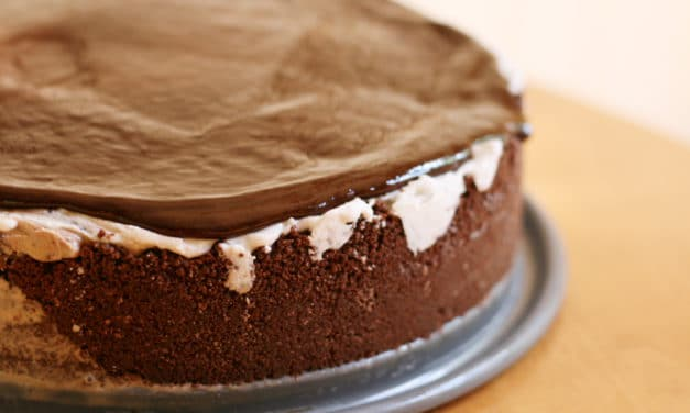 Ice Cream Cake (Anyway you Like It!)