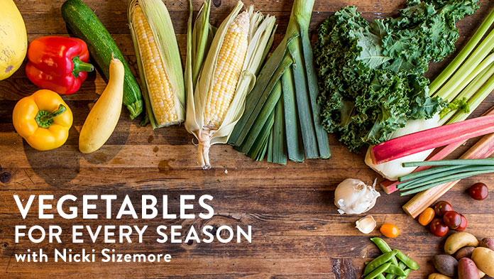 Vegetable for every season