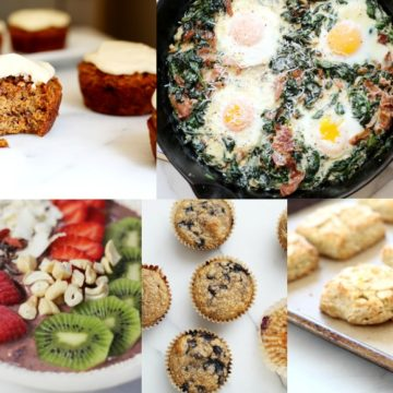 Easy to Make Breakfast Ideas for Mom - Assorted Recipe Ideas
