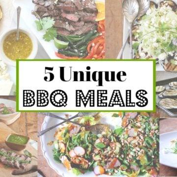 5 Unique BBQ Meals