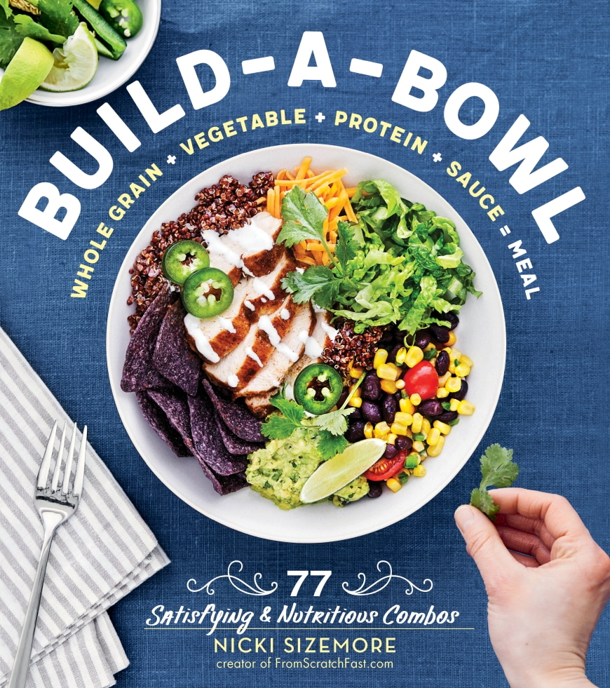 Build a Bowl book