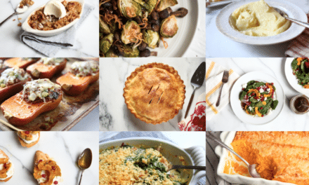 Gluten Free Recipes for Thanksgiving: delicious dishes everyone will love!