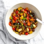 Easy Ratatouille Recipe (plus the best ways to serve it!)