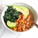 The BEST Instant Pot Pinto Beans (and How to Serve Them!)